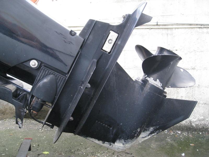 Occasion r cente moteur hors bord 115 mercury optimax for Housse moteur hors bord mercury