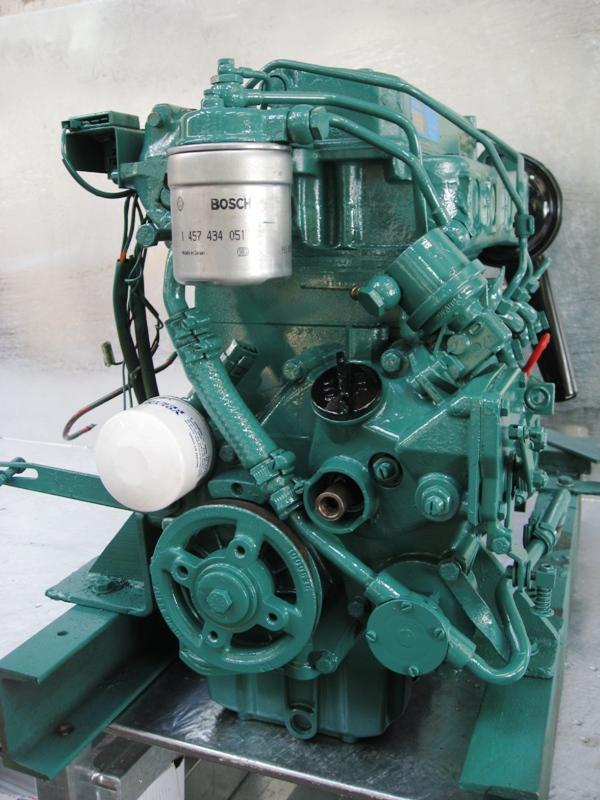 moteur volvo penta 2003 reconditionn u00e9